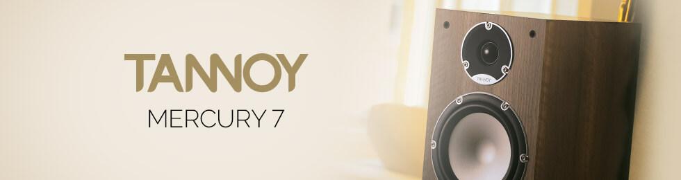 Tannoy Mercury 7 : la gamme