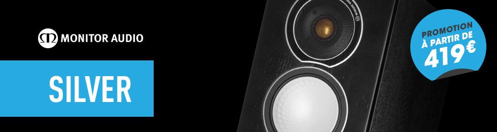 Monitor Audio Silver