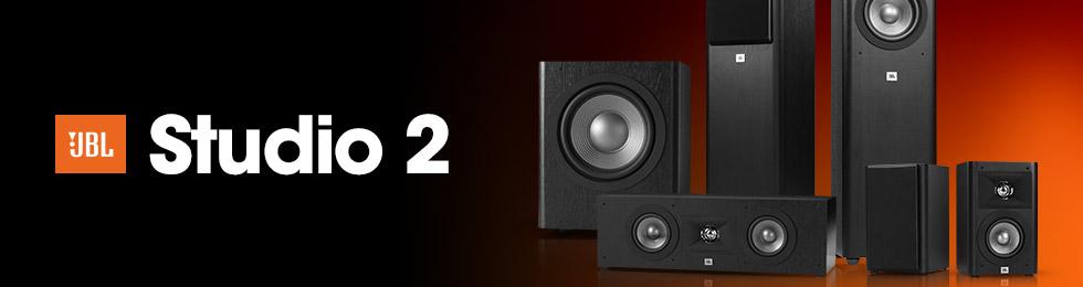 JBL Studio 2 : toute la gamme