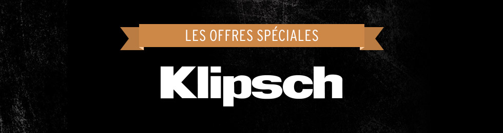 Promos Klipsch 2016