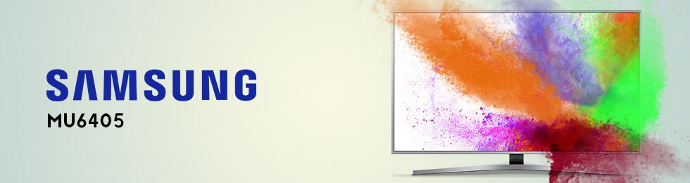 Téléviseurs Samsung MU6405