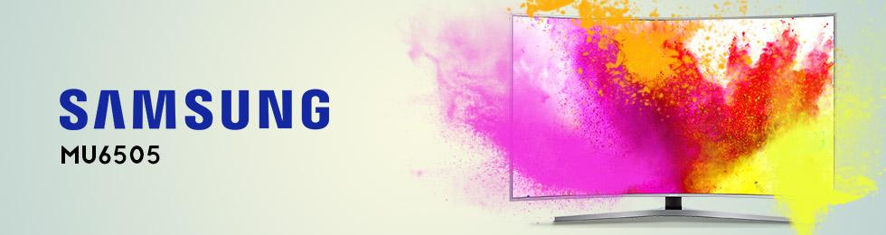 Téléviseurs Samsung MU6505