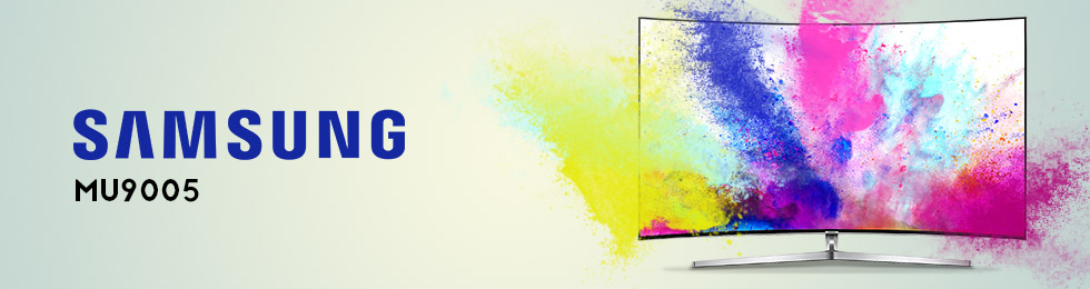 Téléviseurs Samsung MU9005
