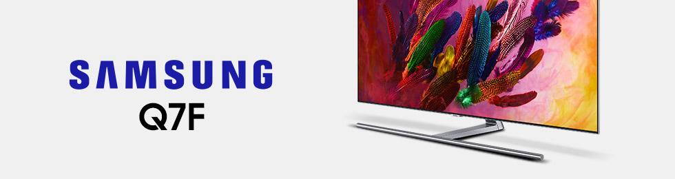Téléviseurs Samsung QLED Q7F (2018)