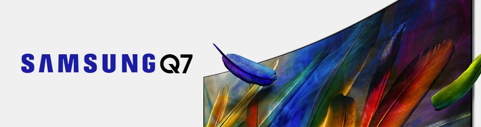 Téléviseurs Samsung QLED Q7