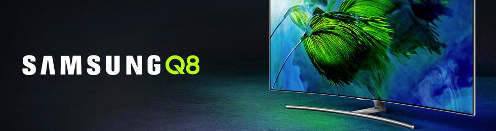Téléviseurs Samsung QLED Q8