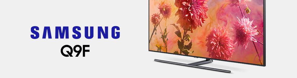 Téléviseurs Samsung QLED Q9F (2018)
