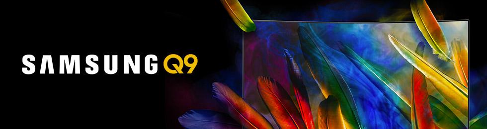 Téléviseurs Samsung QLED Q9
