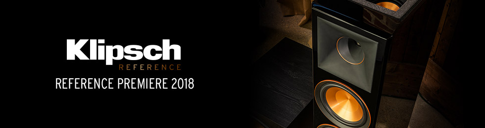 Enceintes Klipsch Reference Premiere 2018