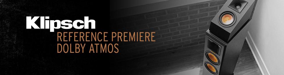 Enceintes Klipsch Premier Dolby Atmos