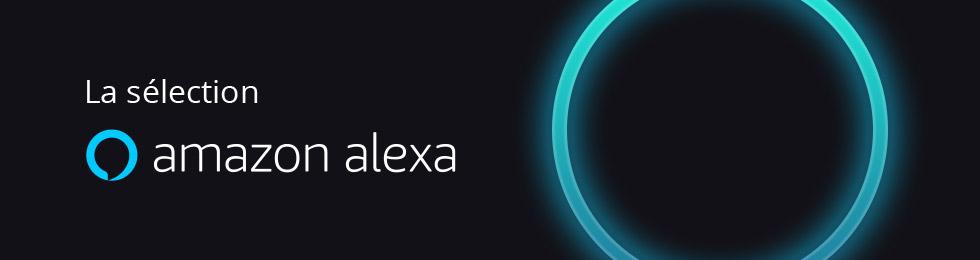 Tous les produits compatibles Amazon Alexa
