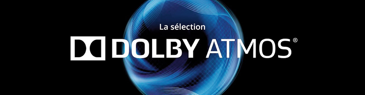 Dolby Atmos : en-tête boutique