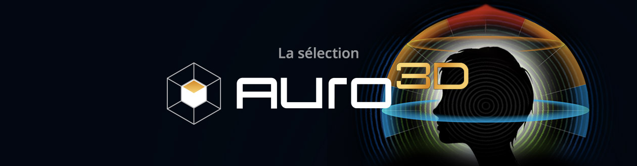 Auro-3D : tous les amplis compatibles