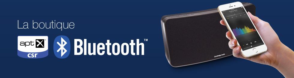 Bluetooth aptx : tous les produits compatibles