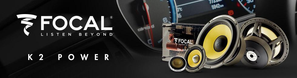 Enceintes Car Audio Focal K2 Power