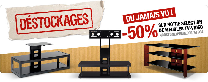 d stockage exceptionnel de meubles tv vid o le blog de son vid. Black Bedroom Furniture Sets. Home Design Ideas