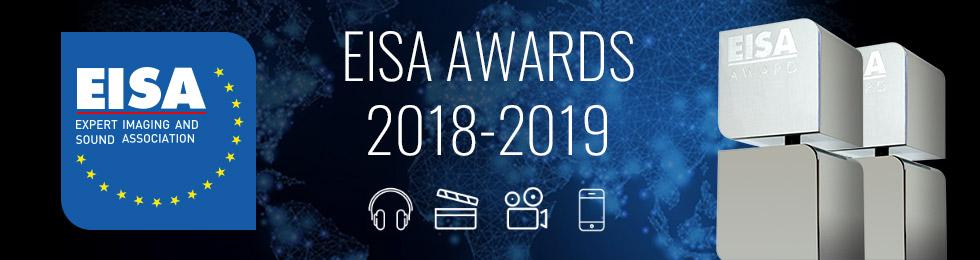EISA Awards 2019