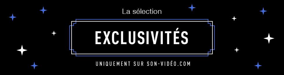 Son, vidéo, hi-fi, home-cinéma, les exclusivité Son-Vidéo.com