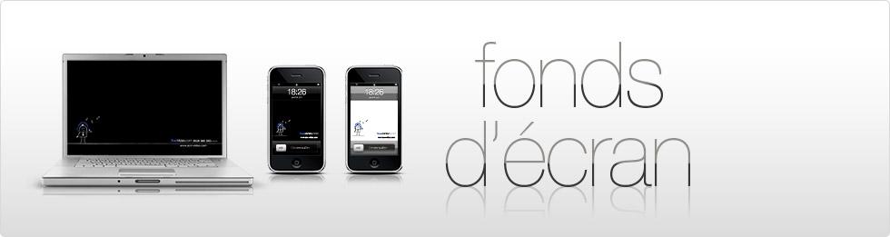 Fonds d\'écran Son-Vidéo.com