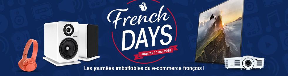 French Days : des remises exceptionnelles !