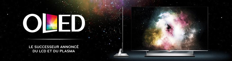 Téléviseurs OLED : le successeur du plasma