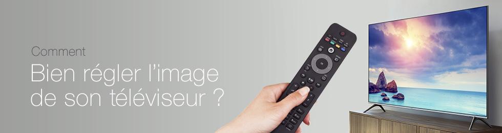 Comment bien régler l'image de son téléviseur ?