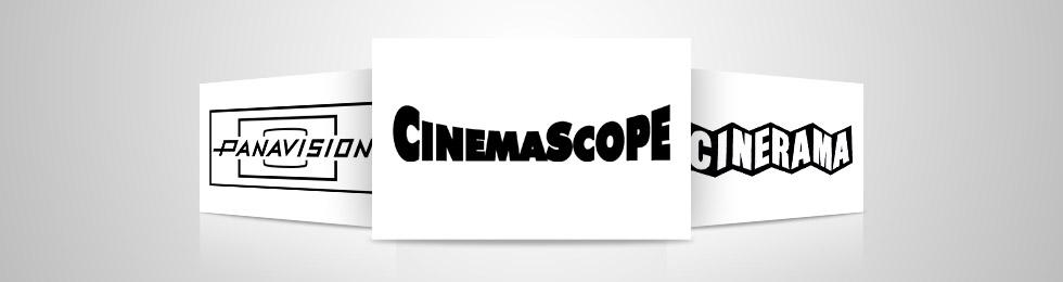 Les formats d'image cinéma