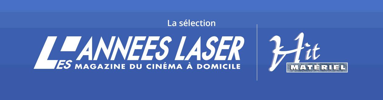 Les années Laser : tous les produits hit matériel