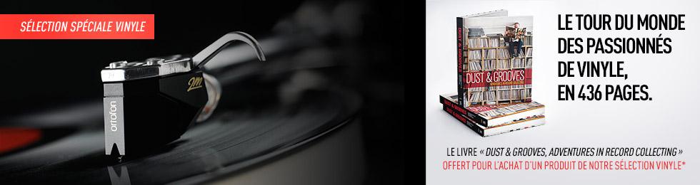 Dust&Grooves : promotion sur la sélection vinyle