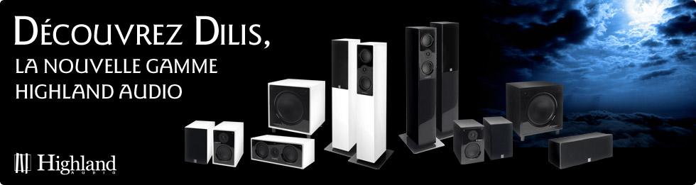 Offre de lancement HIghland Audio Dilis