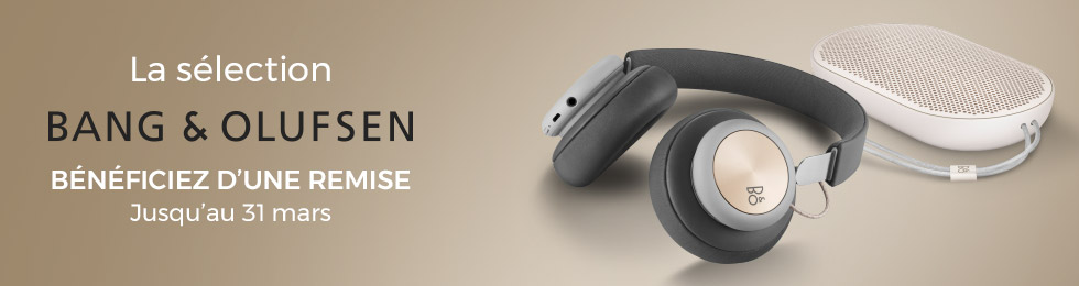 Promotions Bang & Olufsen
