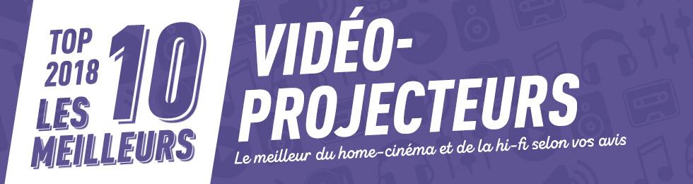 Les 10 meilleurs vidéoprojecteurs 2018