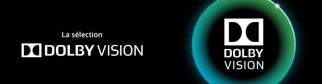 sélection home-cinéma dolby vision