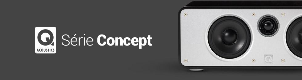 Q Acoustics Concept Serie
