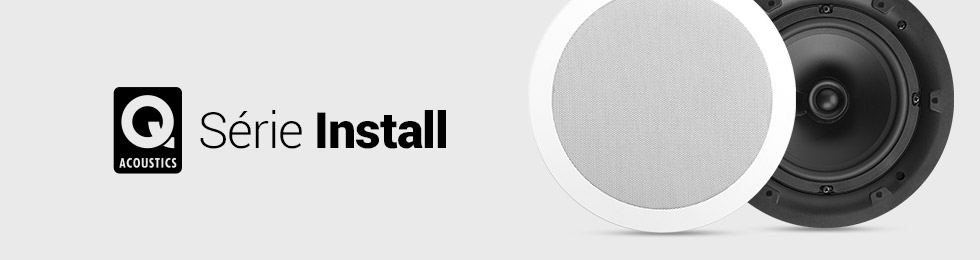 Q Acoustics Install Serie