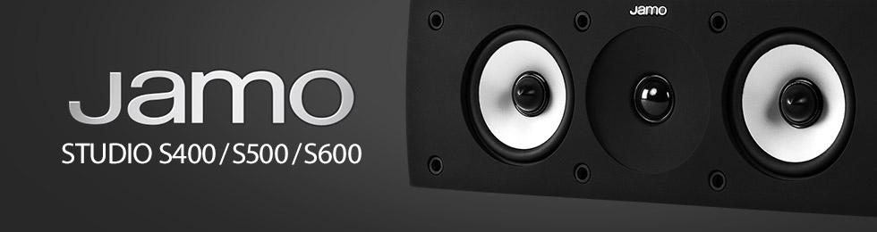 Enceintes Jamo Studio S400-S500-S600