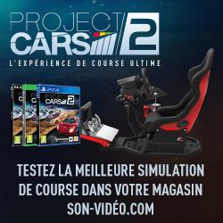 Project Cars 2 : venez tester la meilleure simulation de course auto
