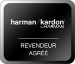Revendeur agréé Harman Kardon