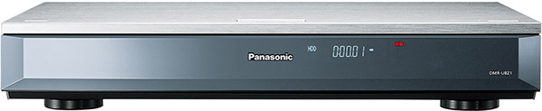 Panasonic DMR-UBZ1.
