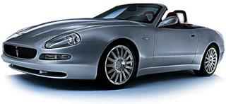 Analogie avec l'automobile: photo de Maserati