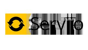 Logo du logiciel Serviio.
