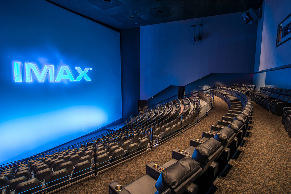 Imax L Experience Cinema Ultime