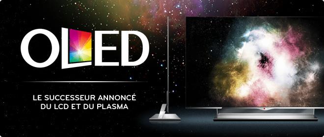 OLED : le successeur annoncé du LCD et du plasma