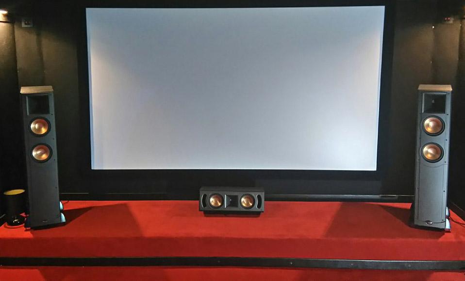 Comment Realiser Une Salle De Cinema Home Cinema Chez Soi