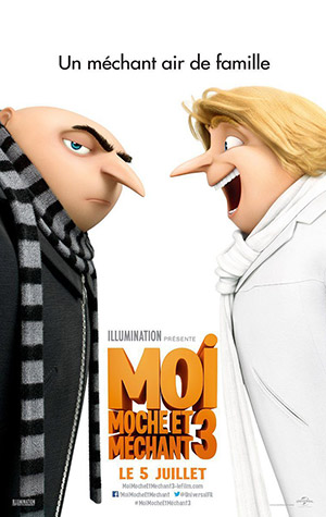 Moi Moche et Méchant 3 - Auro 11.1