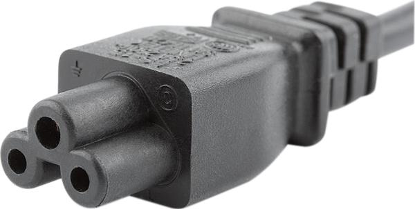 Câble d'alimentation IEC C5/C6