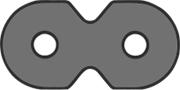 Schéma connecteur câble d'alimentation IEC C7/C8