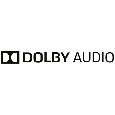 Le logo Dolby Audio.
