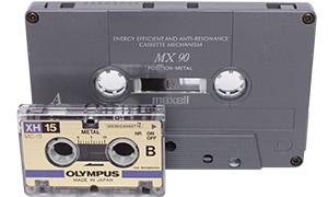 La microcassette