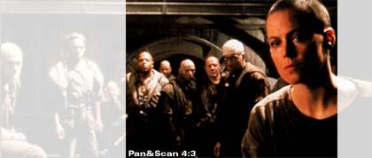 Alien 3. Format PanScan 4:3